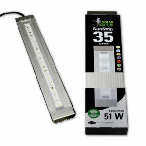 SolarRaptor SunStrip 35 Reptile Terrarien-LED-Leuchte, 1450 mm