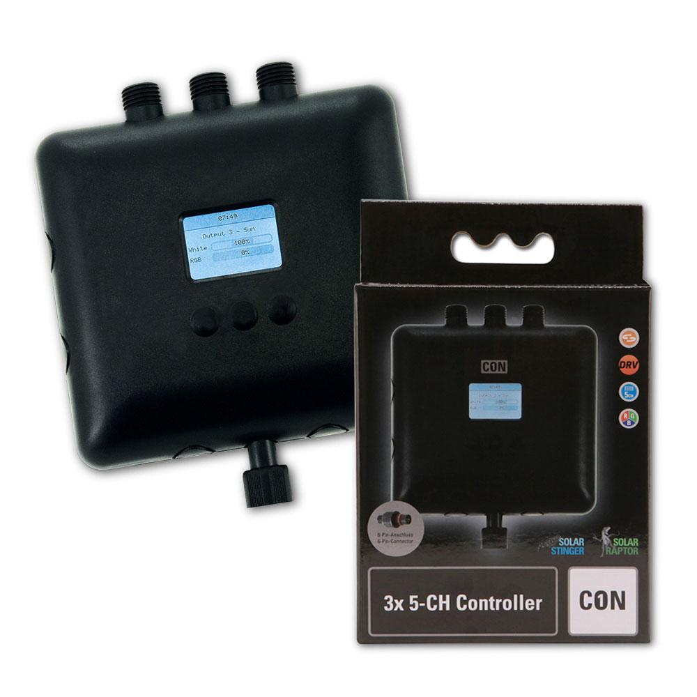 SolarRaptor CON1 Controller/Steuerungsgerät